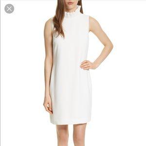 New Ted Baker Miyah High Neck Ruffle Dress 5=12